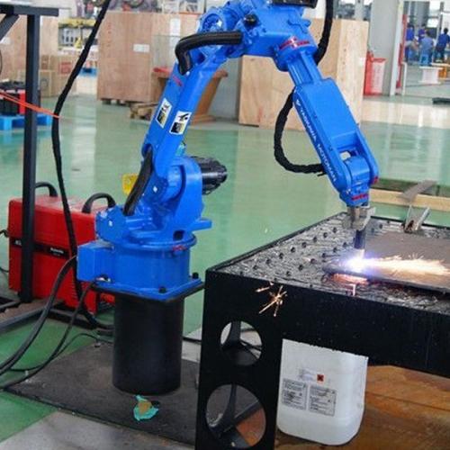 安川机器人切割系统