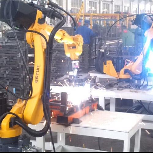 埃斯顿焊接机器人