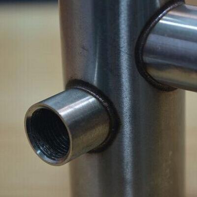 多角度马鞍形焊接