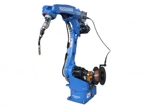 吴中安川机器人